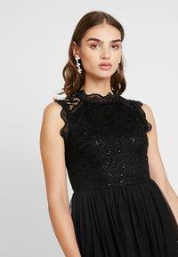 ONLY - ONLDEP DRESS - Sukienka koktajlowa - black - 5
