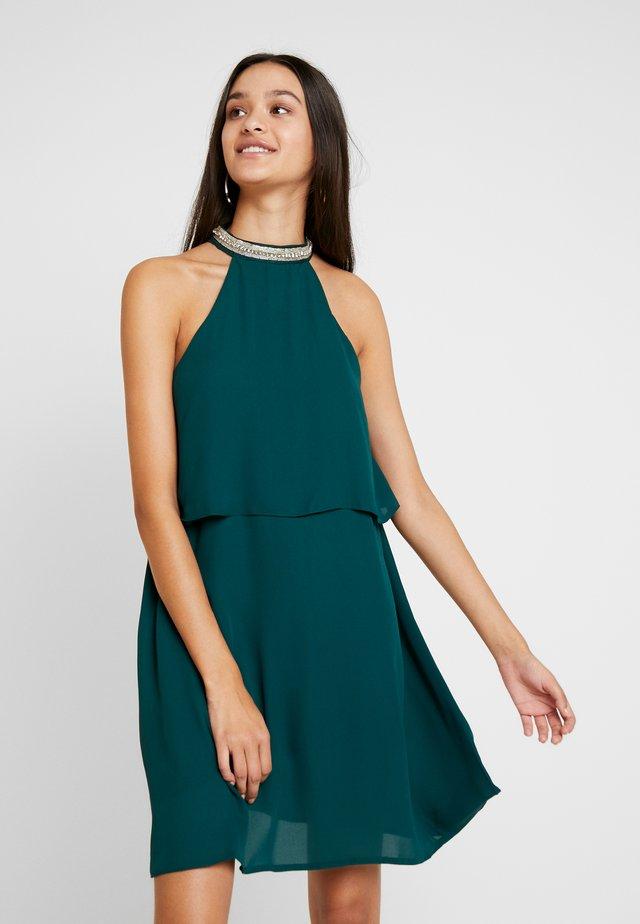 ONLGLORIA SHORT DRESS - Vestido de cóctel - ponderosa pine