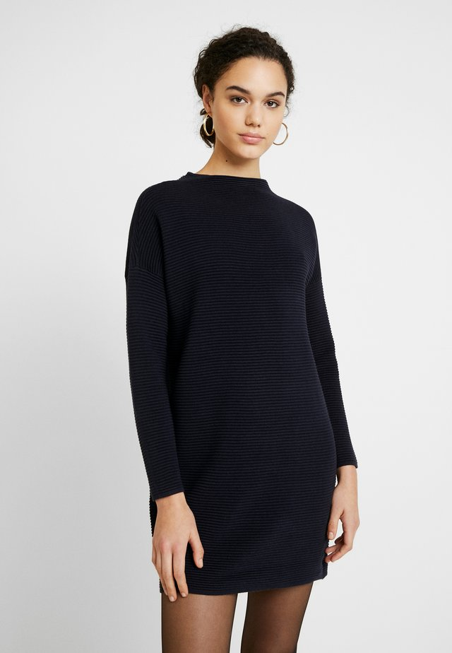 ONLANNAMAE DRESS - Vestido de punto - night sky