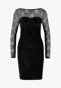 ONLY - ONLZEMBA DRESS - Cocktailkleid/festliches Kleid - black - 5