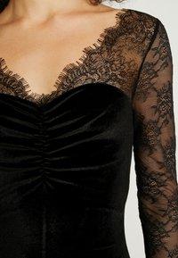 ONLY - ONLZEMBA DRESS - Cocktailkleid/festliches Kleid - black - 6