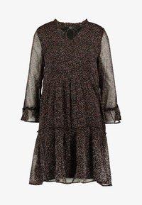 ONLY - ONYNIKOLINE KNEE DRESS - Kjole - black - 5