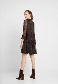 ONLY - ONYNIKOLINE KNEE DRESS - Kjole - black - 3