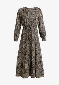 ONLY - ONLLOUISE DRESS - Maxi šaty - black - 5