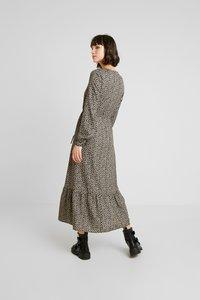 ONLY - ONLLOUISE DRESS - Maxi šaty - black - 3