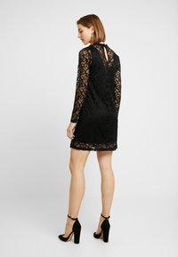 ONLY - ONLDORA  - Koktejlové šaty/ šaty na párty - black - 3