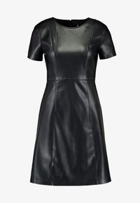 ONLY - ONLMAJKEN JOLEEN DRESS - Day dress - black