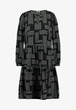 ONLCHICA DRESS - Vestito estivo - black