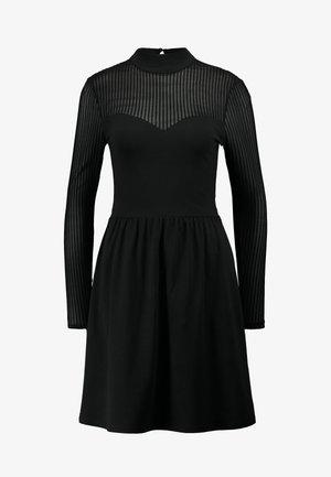 ONLNIELLA DRESS - Jerseyjurk - black