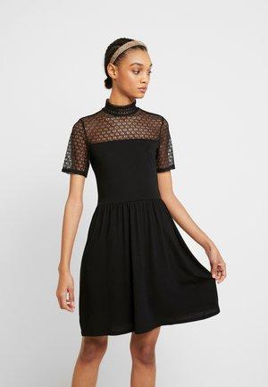 ONLCATHY DRESS - Cocktailjurk - black