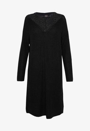 ONLARONA DRESS - Kjole - black