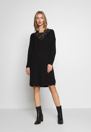 ONLARONA DRESS - Kjole - black