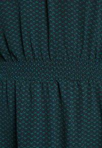 ONLY - ONLNOVA SMOCK HIGH DRESS  - Kjole - black - 5