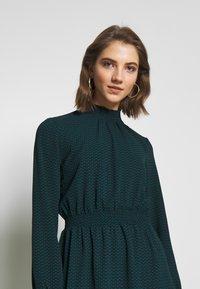 ONLY - ONLNOVA SMOCK HIGH DRESS  - Kjole - black - 3