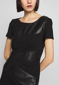 ONLY - ONLDINAS DRESS - Shift dress - black - 4