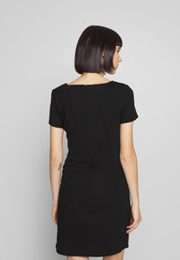 ONLY - ONLDINAS DRESS - Shift dress - black - 2