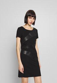 ONLY - ONLDINAS DRESS - Shift dress - black - 0