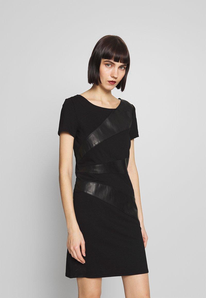 ONLY - ONLDINAS DRESS - Shift dress - black