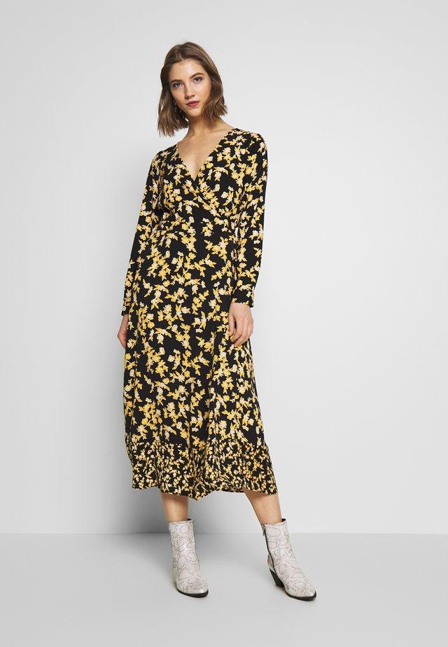 ONYVENERA CALF DRESS - Vestido informal - black