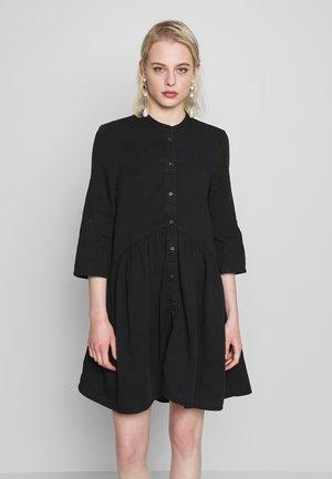 ONLCHICAGO DRESS - Jeanskleid - black denim