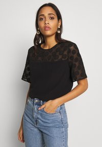 ONLY - ONLMAY - Blouse - black - 0