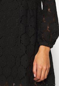 ONLY - ONLNORA SHORT DRESS - Sukienka koktajlowa - black - 5