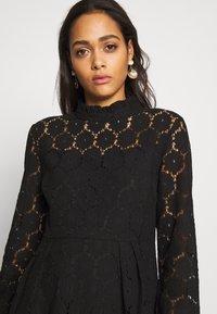 ONLY - ONLNORA SHORT DRESS - Sukienka koktajlowa - black - 3