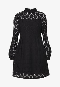 ONLY - ONLNORA SHORT DRESS - Sukienka koktajlowa - black - 4