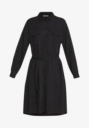 ONLKARLA - Robe chemise - black