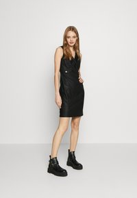 ONLY - ONLBEXI DRESS - Tubino - black - 1