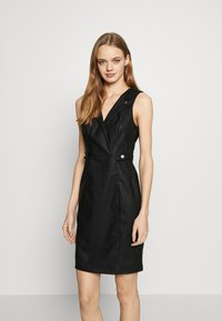 ONLY - ONLBEXI DRESS - Tubino - black - 0