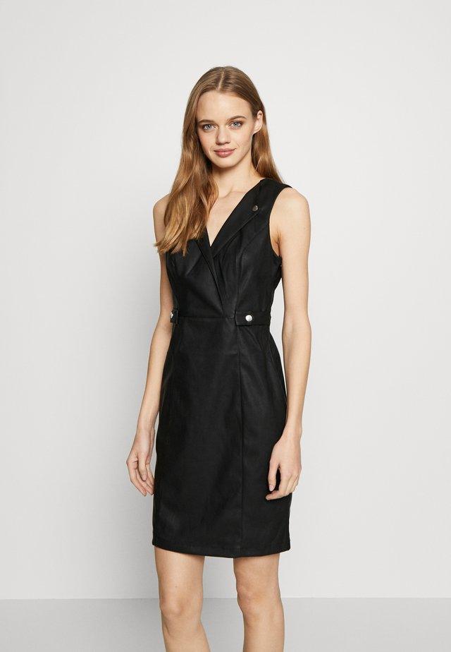 ONLBEXI DRESS - Vestido de tubo - black