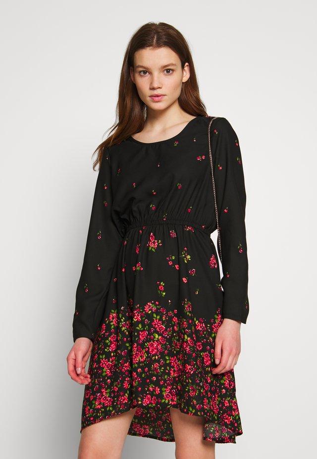 ONLLANA SARAH DRESS - Day dress - black
