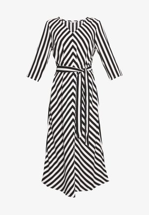 ONLLUMA MIDI DRESS - Korte jurk - bright white/black