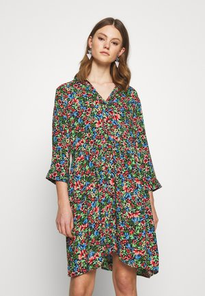 ONLFLORAL 3/4 DRESS  - Sukienka letnia - night sky