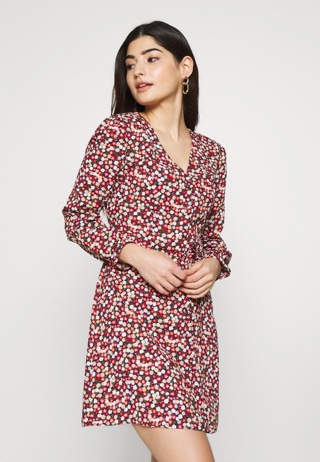 ONLIRAH DRESS - Shirt dress - night sky