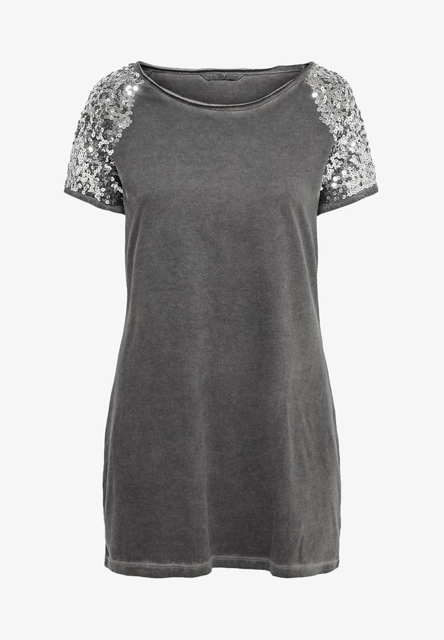Vestido informal - dark grey