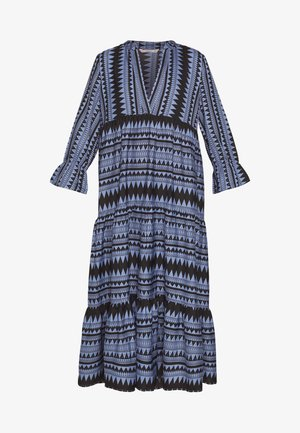 ONLNAYA ATHENA LONG DRESS - Kjole - black/infinity blue