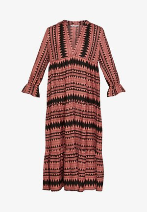 ONLNAYA ATHENA LONG DRESS - Kjole - black/burlwood