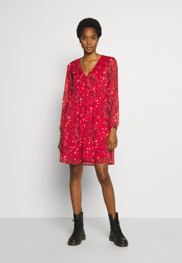 ONYNABBY ABOVE KNEE DRESS  - Vestido informal - bittersweet