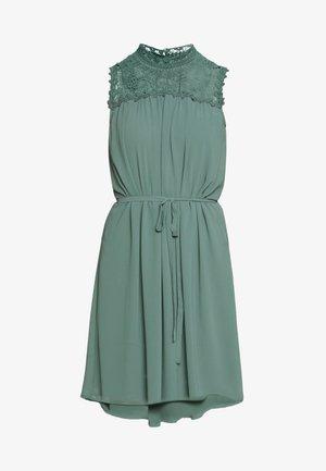 ONLCAT DRESS  - Korte jurk - balsam green