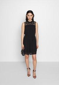 ONLY - ONLCAT DRESS  - Vestido informal - black - 1