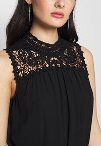 ONLY - ONLCAT DRESS  - Vestido informal - black - 5