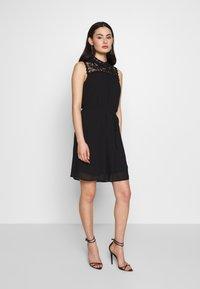 ONLY - ONLCAT DRESS  - Vestido informal - black - 0