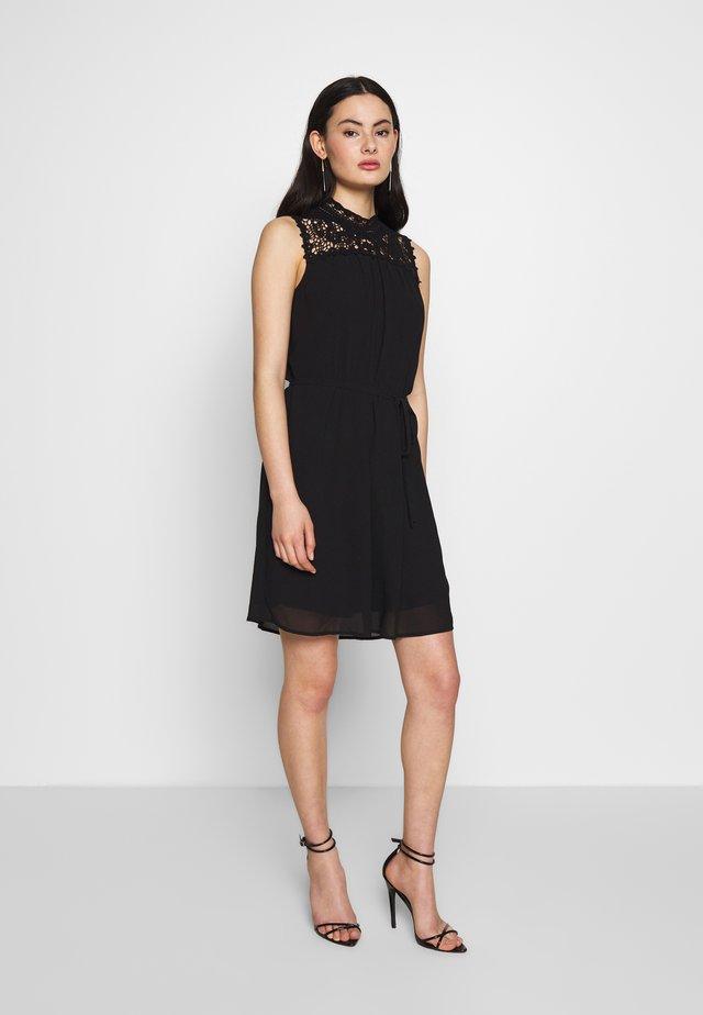 ONLCAT DRESS  - Vestito estivo - black