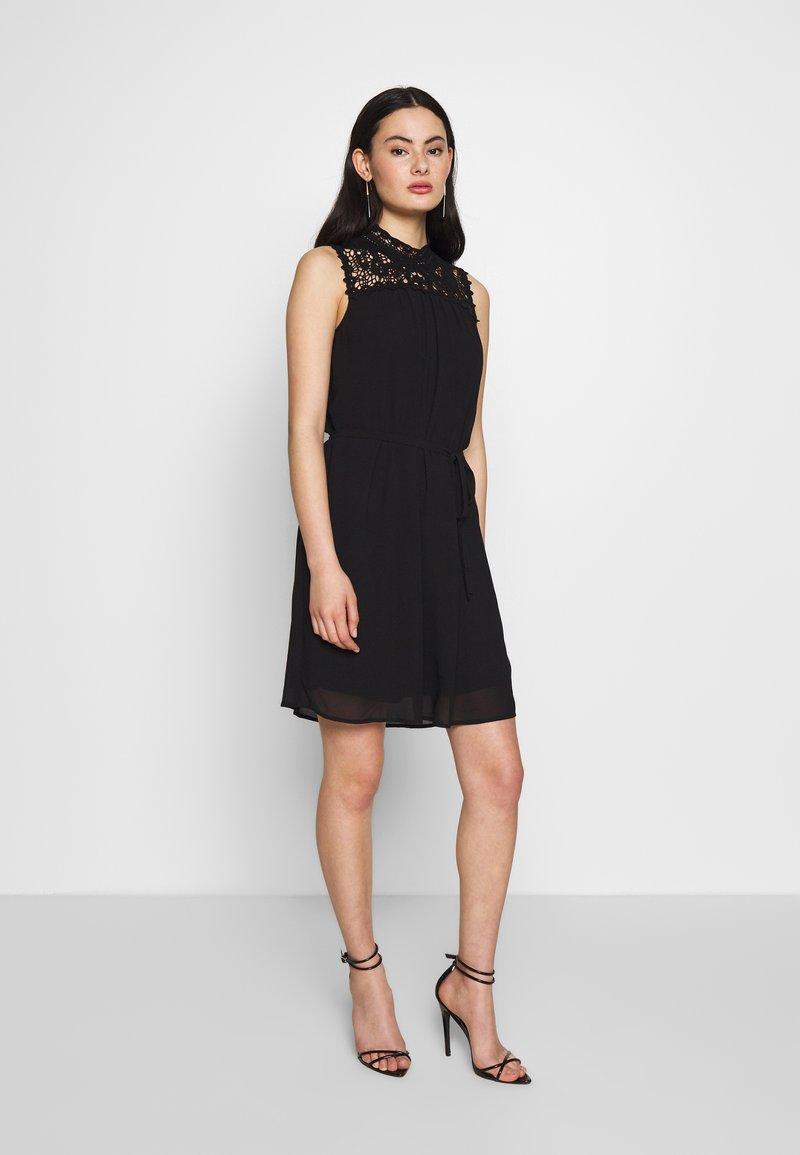 ONLY - ONLCAT DRESS  - Vestido informal - black