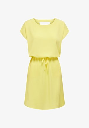ONLNOVA LUX CONNIE BALI DRESS SOLID - Day dress - pineapple slice