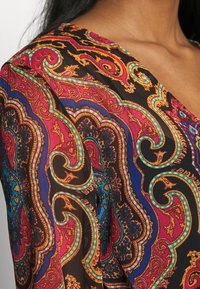 ONLY - ONLMARY LIFE  L/S MAXI DRESS WVN - Sukienka letnia - night sky - 4