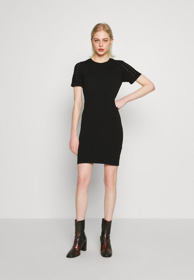 ONLNELIA DRESS  - Vestido informal - black