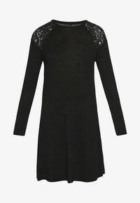 ONLY - ONLKARLA SKATER DRESS - Jumper dress - black - 3